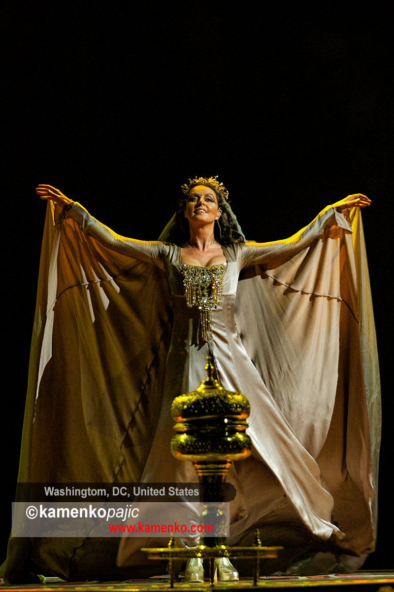 Sarah Brightman in Cobcert